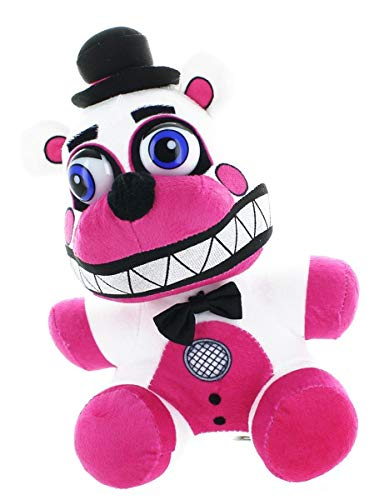 "Toynk Five Nights at Freddy's Sister Location 10"" Plush: Funtime Freddy"