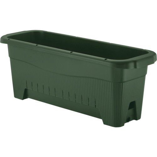 リッチェル 水ラク緑のカーテンプランター 85型 ダークグリーン