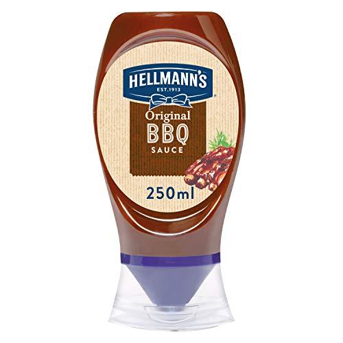 Hellmann's - Gran Salsa Barbacoa, 250 ml
