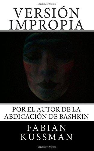 Book: Version Impropia (Spanish Edition) by Fabian Kussman