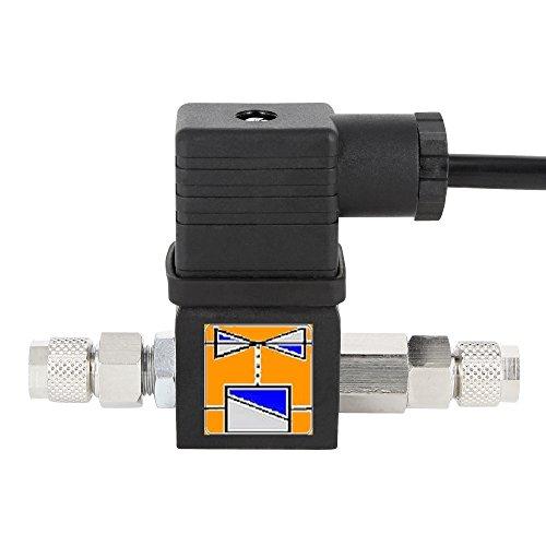 BavariaFluid Magnetventil CO2-Nachtabschaltung mit Rücklaufschutz 53666#t