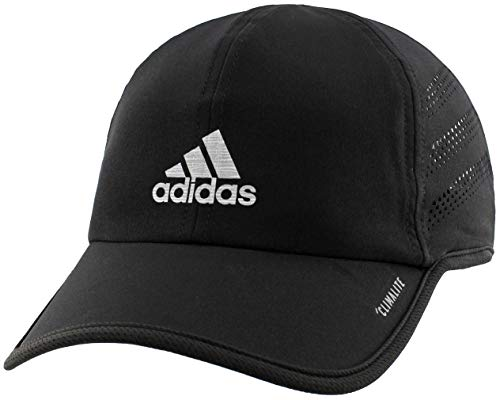 adidas Men's Superlite Pro Cap, Black/Silver Reflective, ONE SIZE