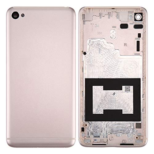 For Lenovo S90 Aluminum Alloy Battery Back Cover(Grey) taizhan has the guaranteed quality (Color : Gold)