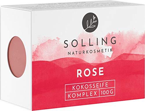 Ölmühle Solling Kokosseife Rose
