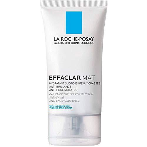 La Roche Posay Effaclar MAT Hidratante Piel Acné, 40ml+REGALO Effaclar Gel, 50ml+Serozinc, 50ml