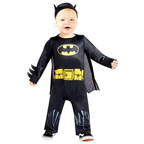 amscan Disfraz de Batman para nios (2-3 aos)
