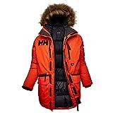 Helly Hansen Arctic Patrol Parka, Hombre, 226 Bright Orange, S