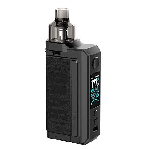 Kit Drag Max 100% original con 177W Box MOD y 4.5ml Pnp Pod Tank Fit PnP Coils Vaporizador de cigarrillo electrónico (sin batería 18650)