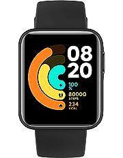 Xiaomi Mi Watch Lite GPS-smartwatch, hartslagmeter, 11 trainingsmodellen, zwart