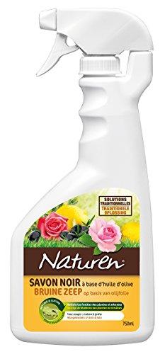 Naturen 8873 Savon Noir Pour Plantes Prêt A L'Emploi 750ml
