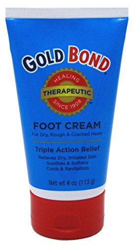 Gold Bond Foot Cream Triple Action Relief 4oz (Pack of 3) (SG_B001ET78HY_US)