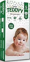 Teddy Baby diaper is one of the reliable brands that manufacture high-quality diapers.It is best baby diapers in India.