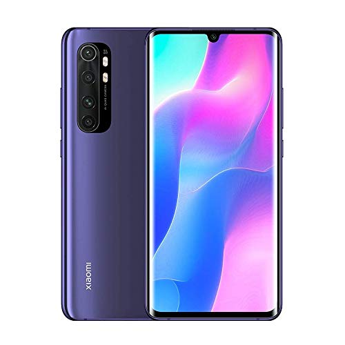 Xiaomi Mi Note 10 Lite Nebula Purple 128GB ohne Simlock, ohne Branding