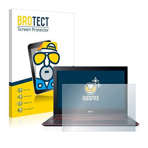 BROTECT Entspiegelungs-Schutzfolie kompatibel mit Acer Nitro 5 Spin Bildschirmschutz-Folie Matt, Anti-Reflex, Anti-Fingerprint