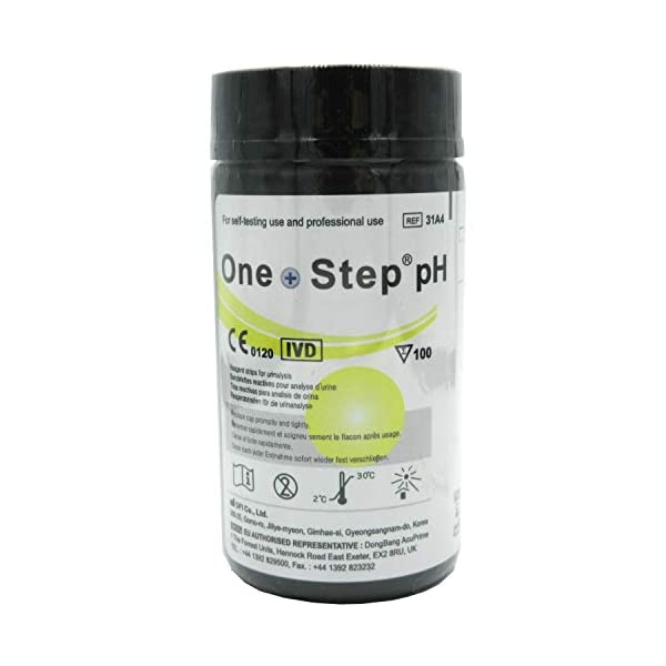 buy  100 x Urine ph Test Strips for Humans – ... Diabetes Care