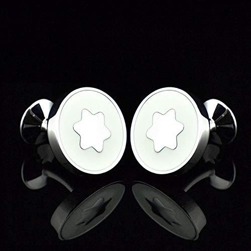 Gemelos,Gemelos Unisex Estrellas Blancas...