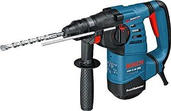 Bosch Professional 061123A000 Martillo perforador, peso de 3.6 kg, 800 W, 230 V