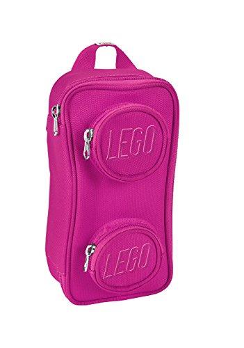 LEGO Bolsa de ladrillo para niños, color rosa, talla única