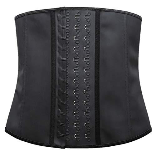 SXFJF - Cinturón de entrenamiento de cintura para mujer, con 3 ganchos y ojos