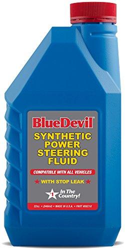 Blue Devil - Fluido per servosterzo sintetico da 32 oz.
