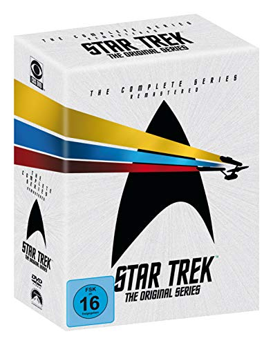 Star Trek - Raumschiff Enterprise - Complete Boxset [23 DVDs]