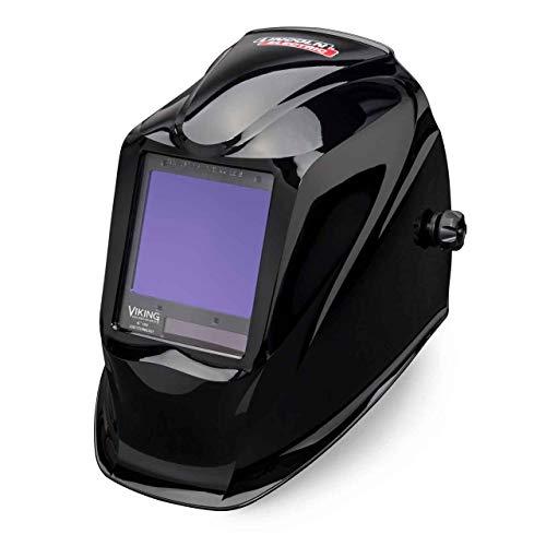 Lincoln Electric Viking 3350 Noir Masque de soudeur avec la technologie optique 4 C – K3034–3