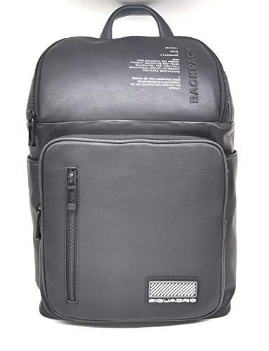 Piquadro Ermes Laptop Backpack 14? Black
