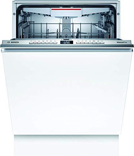Bosch SBH4HCX48E Serie 4 XXL-Geschirrspüler Vollintegriert / D / 60 cm / 92,5 cm Nischenhöhe / 85 kWh/100 Zyklen / 14 MGD / SuperSilence / ExtraTrocknen / VarioSchublade / Home Connect
