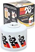 K&N Premium Oil Filter: Protects your Engine: Compatible with Select EAGLE/MITSUBISHI/DODGE/PLYMOUTH Vehicle Models (See Product Description for Full List of Compatible Vehicles), HP-1005