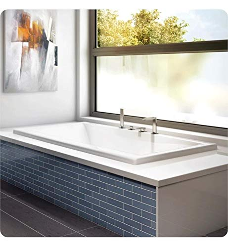 For Sale! NEPTUNE JADE bathtub 48×72, Tonic, White, High Gloss Acrylic
