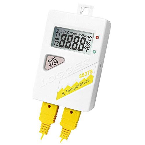 ELV 2-Kanal-Temperatur-Datenlogger