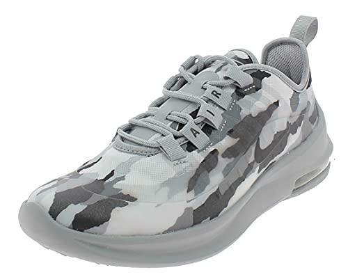 Nike Air Max Axis Print (GS), Scarpe Running Uomo, Multicolore (Wolf Grey/Black/Pure Platinum/Cool Grey 002), 40 EU