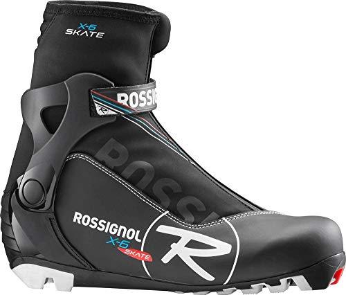 Rossignol Nordic X-6 Skate Skischoenen, heren, maat 31, zwart