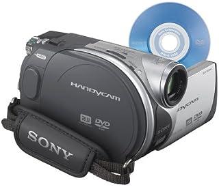 Sony Handycam DCR DVD105E Videokamera Kamera Camera