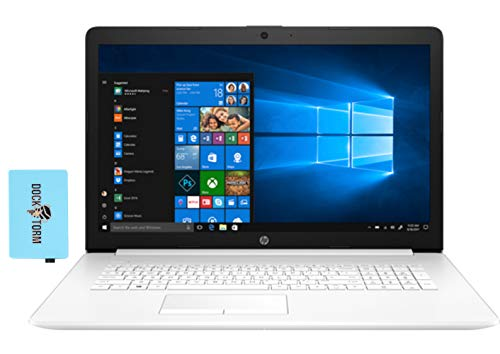 HP 17z-ca200 Home and Business Laptop (AMD Athlon Gold 3150U 2-Core, 8GB RAM, 2TB HDD, AMD Radeon...