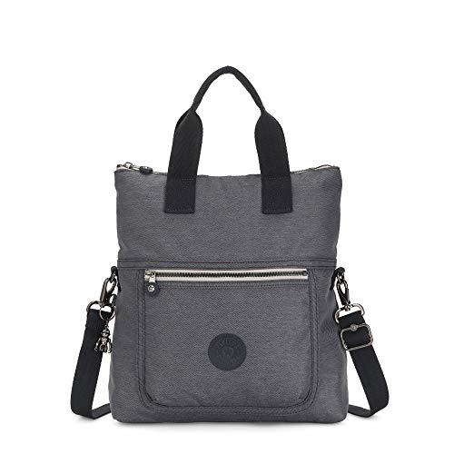 Kipling Eleva Handbag, Charcoal