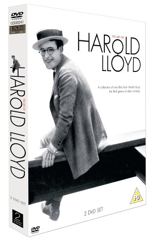 The Art Of Harold Lloyd