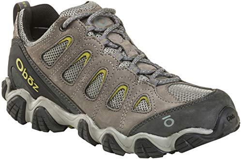 Oboz Sawtooth II Low Hiking Shoe - Men's Pewter 10.5