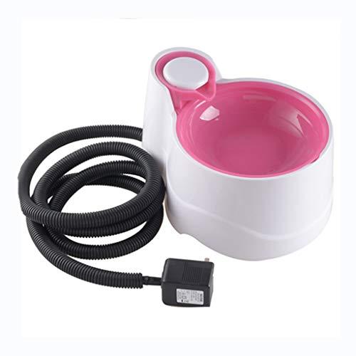 Ab Pet Hair Dryer CWYSJ Fontaine à Eau pour Animaux 360° Plastique sans - pour Chats et Chiens, Capacité2.5 L
