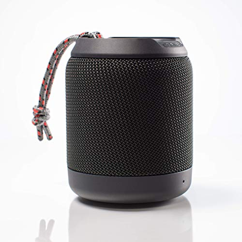 Braven BRV-Mini - Waterproof Pairing Speaker - Rugged Portable Wireless Speaker - 12 Hours of...