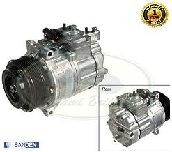 AC A/C COMPRESSOR RANGE 06-09 4.4L 4.2L JPB500211 SANDEN