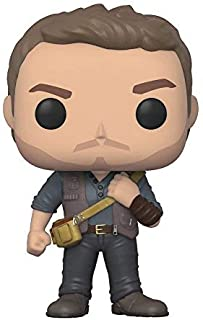 Funko Pop!- Pop Movies: Jurassic World: Fallen Kingdom-Owen Grady Figura de Vinilo, (30979)