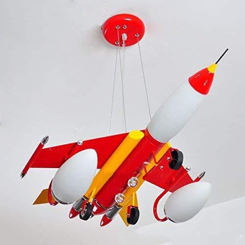 dxx Gbyzhmh la tina dependía de la lámpara de la lámpara de araña doble La lámpara de araña tenía una sala de dibujos animados para niños y niñas con el techo del dormitorio Iluminación del presupues