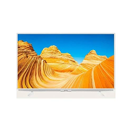Grundig 43GEU7900W 43 Zoll LED-Fernseher UHD weiß