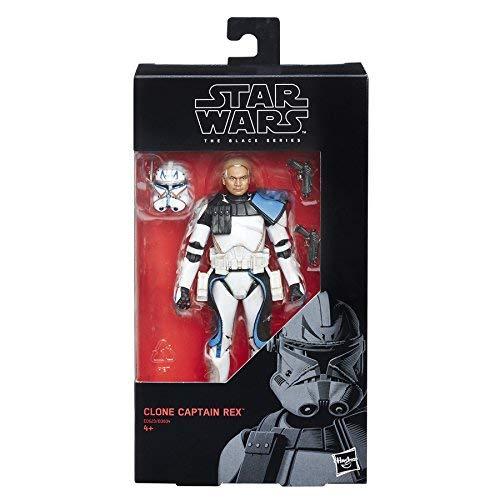 Star Wars E0623 Black Séries - Figurine Captain Rex 15 cm