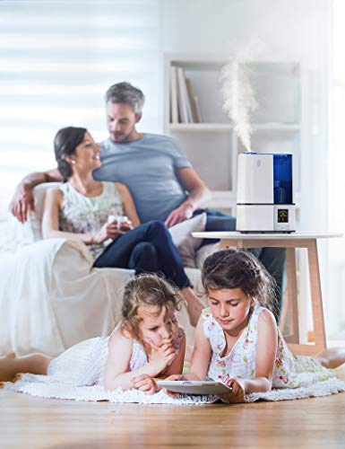 TaoTronics Ultrasonic Cool Mist Humidifier