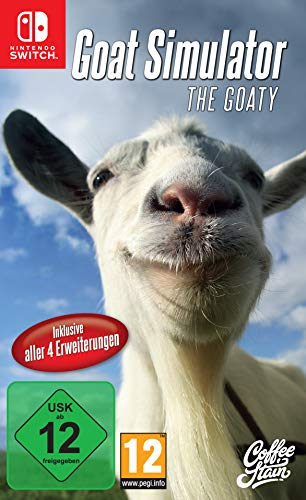 Goat Simulator: The Goaty (Switch)