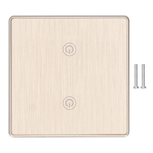 Interruptor WiFi Inteligente, Control Remoto Inteligente Encendido/Apagado, Control Remoto inalámbrico con 2...