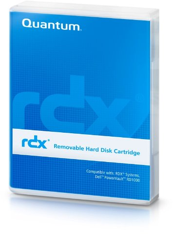 RDX 1TB Cartridge 0