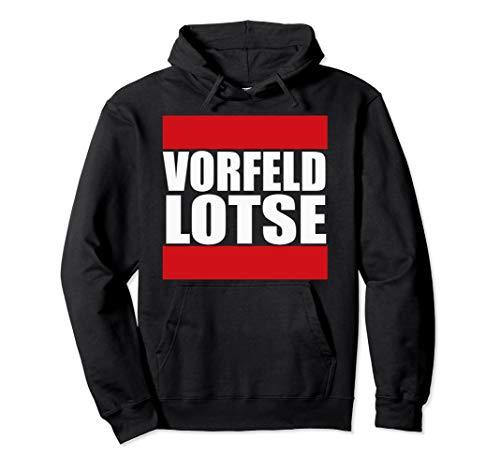 Flughafen Vorfeld Lotse Vorfeldlotse Apron Controller Lotsen Pullover Hoodie